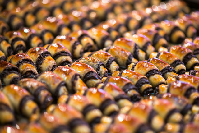 Rugelach Invasion! Marzipan's Popular Pastries Hit NYC